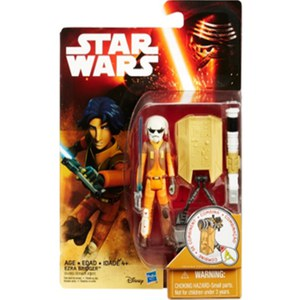Star Wars The Force Awakens Ezra Bridger 4 Inch Action Figure