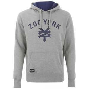 Zoo York Men's Daewon Hoody - Ath Grey