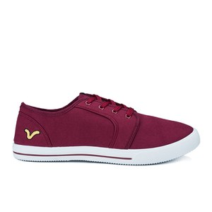 Voi Jeans Men's Bronson Pumps - Burgundy