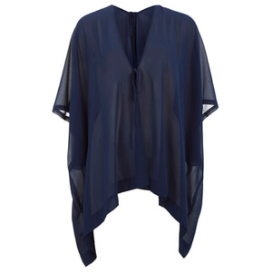 L'Agent by Agent Provocateur Women's Rosana Cover Up - Navy