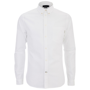 Paul Smith Jeans Men's Oxford Shirt - White