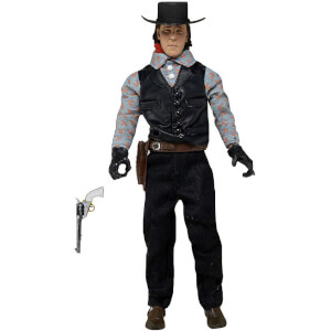 NECA The Hateful Eight Joe Gage 8 Inch Clothed Action Figure