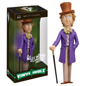 Willy Wonka and the Chocolate Factory Willy Wonka Vinyl Sugar Idolz Figure