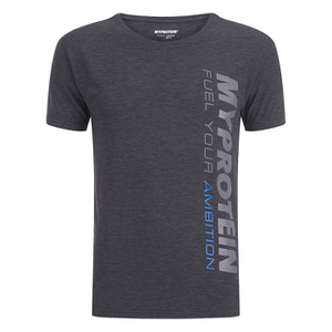 Myprotein Mens Tag T-Shirt – Szary
