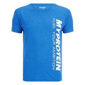 Ανδρικό T-Shirt Tag Myprotein – Μπλε