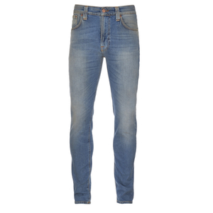 Nudie Jeans Men's Lean Dean Slim Jeans - Natural Fade