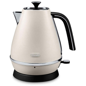 De'Longhi KBI3001.W Distinta Kettle - White Finish