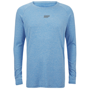 Myprotein Men's Long Sleeve Loose Fit Training Top - Blue