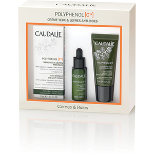 Caudalie Polyphenol C15 Eye Set (Worth £48.50)