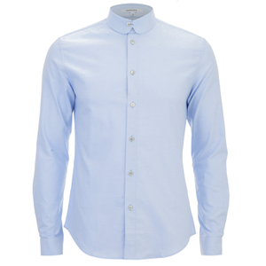Carven Men's Long Sleeve Shirt - Sky
