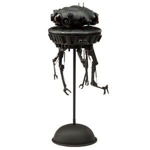 Sideshow Collectibles Star Wars The Force Awakens Probe Droid 1:6 Scale Statue
