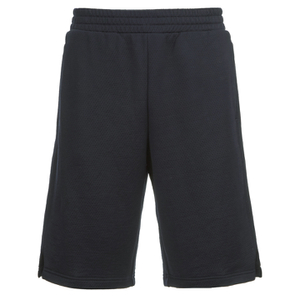 T by Alexander Wang Men's Quilting Jacquard Basketball Shorts - Petrol