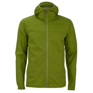 Fjallraven Men's Abisko Windbreaker Jacket - Meadow Green