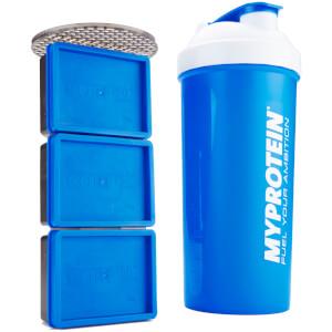 Myprotein CORE 150 Shaker – Blå