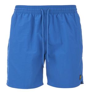 Lyle & Scott Vintage Men's Swim Shorts - Deep Cobalt