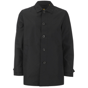 Lyle & Scott Vintage Men's Lightweight Rain Coat - True Black