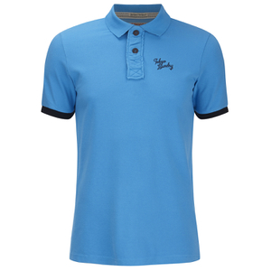 Tokyo Laundry Men's Port Orange Polo Shirt - Swedish Blue