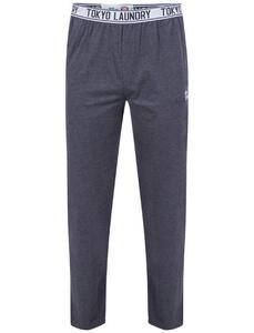 Tokyo Laundry Men's Danville Jersey Lounge Pants - Mood Indigo