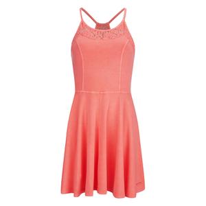 Superdry Women's Cali Dream Cami Dress - Fluro Coral