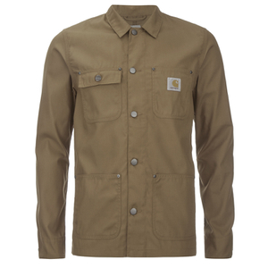 Carhartt Men's Michigan Chore Coat - Hamilton Brown