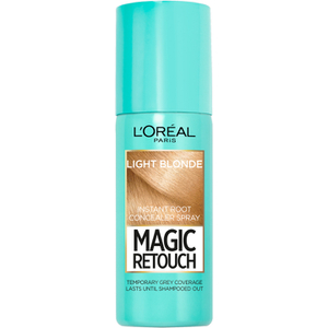 L'Oréal Paris Magic Retouch Instant Root Concealer Spray - Blonde (75ml)