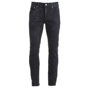 BLK DNM Men's Jeans 25 Skinny Fit Jeans - Manor Black