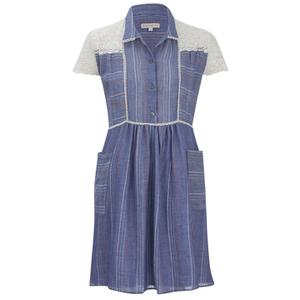 Paul & Joe Sister Women's Roma Dress - Blue