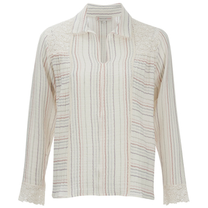 Paul & Joe Sister Women's Emiglia Blouse - Cream