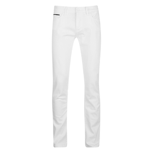 Calvin Klein Men's Skinny Jeans - Infinite White