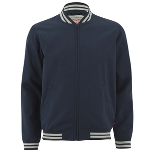Levis Good Level Bomber Mens Jacket - Navy Blue