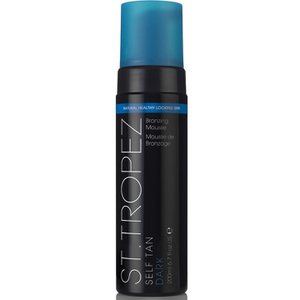 St. Tropez Dark Bronzing Mousse (200ml)
