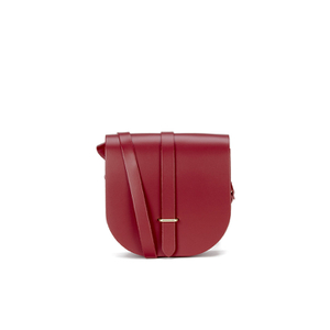 The Cambridge Satchel Company Women's Saddle Bag - Red