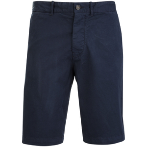 Edwin Men's Rail Chino Shorts - Navy