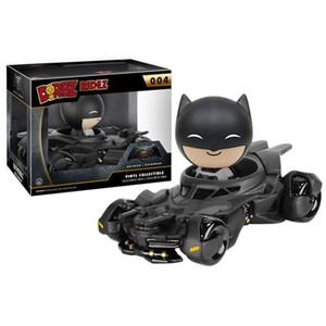 Batman v Superman POP! Ridez Vinyl Vehículo con Figura Dorbz Batmobile