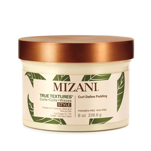 Mizani True Textures Curl Define Pudding (226g)