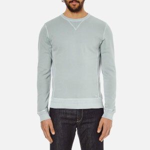 BOSS Orange Men's Wheelo Sweat - Grey