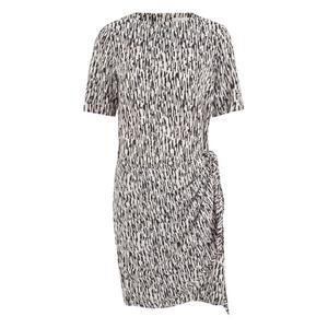 Selected Femme Women's Jenniva Dress - Silver Peony