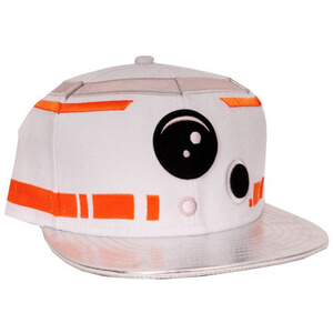 Star Wars: The Force Awakens BB-8 Astromech Droid Baseball Cap