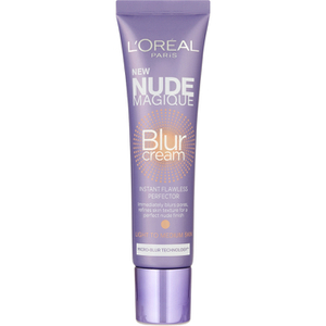L'Oréal Paris Nude Magique Blur Cream - Light/Medium
