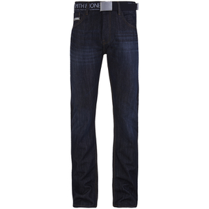 Smith & Jones Men's Furio Denim Jeans - Dark Wash