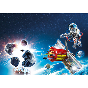 Playmobil City Action Meteoroid-Destroyer (6197)