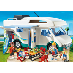 Playmobil Summer Fun Camper (6671)