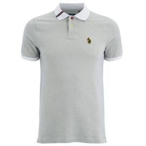 Luke 1977 Sport Men's Brahmer Luke Sport Polo Shirt - White Mix