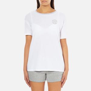 Converse Women's CP Slouchy T-Shirt - Converse White
