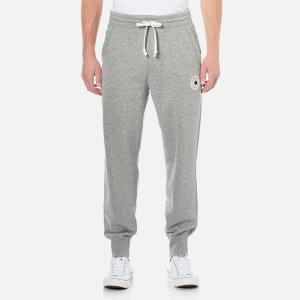 Converse Men's Rib-Cuff Pants - Vintage Grey Heather