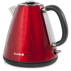 Breville VKJ741 Stainless Steel Jug Kettle - Red - 1L