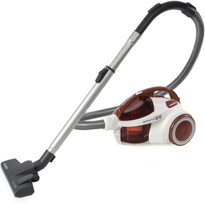 Hoover SE71SZ04001 Spritz Bagless Cyclinder Vacuum Cleaner - Red