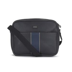 Ted Baker Men's Sprinto Striped Webbing Despatch Bag - Black