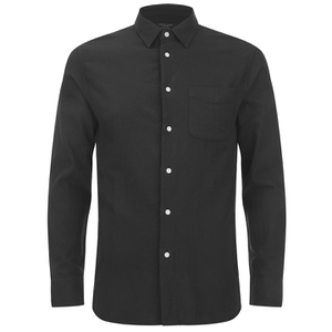 rag & bone Men's Beach Shirt - Black/White