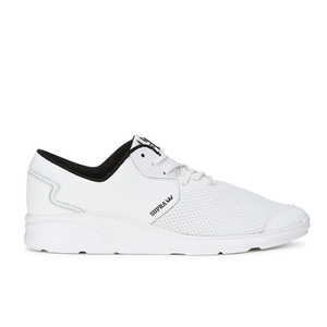 Supra Men's Noiz Mesh Trainers - White